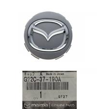GENUINE MAZDA 3, 5, 6, CX-7, CX-9, RX-8, MPV & MIATA  CENTER CAP G22C-37-190A
