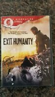 Exit Humanity - A Zombie Saga ( DVD ) Mark Gibson, Dee Wallace -  HORROR