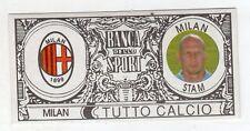 figurina - TUTTO CALCIO EURO MONETE  - MILAN STAM