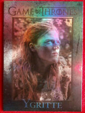 GAME OF THRONES - YGRITTE - Season 4 - FOIL PARALLEL Card #37