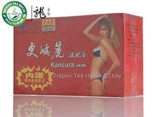 LOT OF 5 Boxes of KANCURA Weight Reducing Slimming Tea