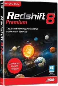 Redshift 8 Premium (PC) , Windows Vista, 9, 7 Multilingual