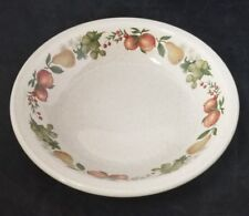 """Wedgewood Quince Soup Cereal Bowl 7.25"""" England Ceramic China Oven to Table"""