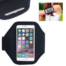 Custodia porta cellulare fascia da braccio Nera per Apple Iphone 6 e Iphone 6s