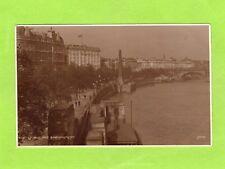 London the Embankment RP pc used 1916 Judges L130 Ref J255