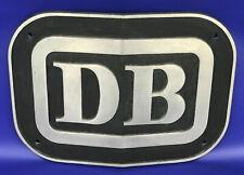 "Rarität: --- DB – EMBLEM -- geknicktes Frontschild einer ""Bügelfalten"" E 10"
