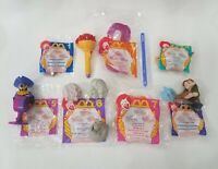 McDonald's Disney Hunchback Notre Dame 1997 Complete Set of 8 Toys Collectibles