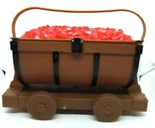 Walt Disney World Snow White & Seven Dwarfs Gem Mine Train Car Popcorn Bucket