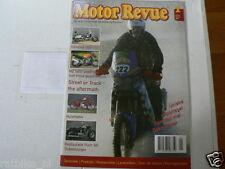 MOTOR REVUE 2006-01 POSTER TT ASSEN PARKING,PUCH SG ,HULSMANN,KTM DAKAR,KAWA VN1