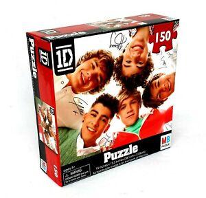 "New ONE DIRECTION 1D Milton Bradley 150 Piece Puzzle Factory Sealed 15"" x 12.5"""