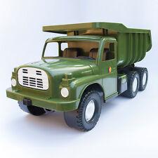 XXL Kipper TATRA 148 olivgrün NVA - 72cm - 100kg - DDR Retro Spielzeug *NEU*