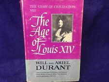 The Story of Civilization VIII - The Age of Louis XIV by Will  & Ariel Durant