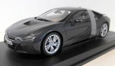 Artículos de automodelismo y aeromodelismo color principal gris de escala 1:18 BMW