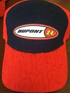 Jeff Gordon NASCAR Flex Fit Cap (NWT) Discounted Free Ship