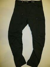 G-Star RAW men`s POWEL 3D TAPERED pants chinos military green khaki W32 L32