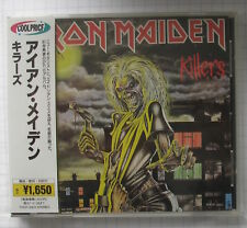IRON MAIDEN - Killers JAPAN CD NEU! TOCP-3003