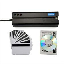 Msr605X Magnetic Credit Card Reader Writer Encoder Swipe Com.Msrx6 606 Msr605