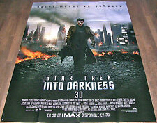 STAR TREK INTO DARKNESS - J.J.Abrams - AFFICHE ORIGINALE 120cm/160cm (2013)