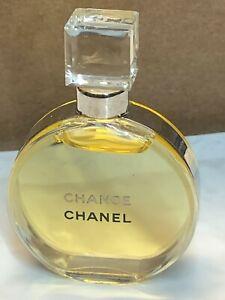 CHANCE CHANEL - 0.25 OZ PURE PARFUM - RARE VINTAGE