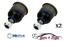 Mercedes R107 W114 W115 MEYLE Front Lower Suspension Ball Joint - Set of 2 NEW