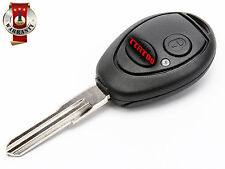 NeW LAND ROVER LANDROVER DISCO DISCOVERY TD5 BLADE FOB REMOTE CONTROL KEY