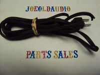 Kenwood KR 4070 AC Line Cord w/ Strain Relief. Tested. Parting Out KR 4070