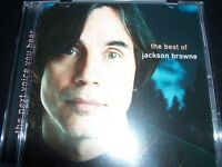 JACKSON BROWNE Next Voice You Hear The Beats Of Greatest Hits CD – Like New