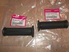 New OEM Honda Grips Interceptor 750 VFR750F NX250 CBR900RR CBR929RR CB900F CBR