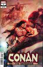 CONAN THE BARBARIAN 1 2019 1:200 BILL SIENKIEWICZ INCENTIVE VARIANT NM