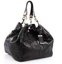 Jimmy Choo Lohla Tote Python Large Handbag (LimitedEdition)
