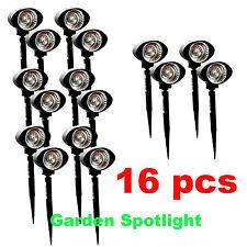 Garden Solar Landscape Spotlight (16 Pcs)