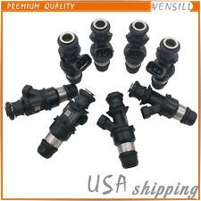8PCS Fuel Injectors Nozzle For Chevrolet Silverado GMC Cadillac 17113553  FJ315