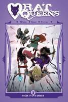 Rat Queens Volume 4 High Fantasies GN Kurtis J Wiebe Owen Gieni Image New NM