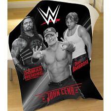 Wwe Estrellas Manta Polar Niños - Roman Reigns, John Cena , Dean Ambrose