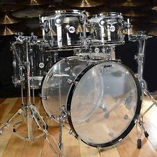 dw drum sets kits ebay. Black Bedroom Furniture Sets. Home Design Ideas