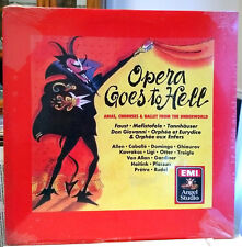 Opera Goes to Hell: Arias, Choruses and Ballet From the Underworld. Sealed.