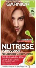 Garnier Nutrisse Permanent  Ultra Hair Color Creme Intense Bronze Red RZ4