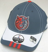 NBA Charlotte Bobcats Multi-Color One Size Fits All Fitted Draft Hat By adidas
