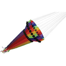 Kite Windsock Rainbow Wind Cone by Willie Koch..160......... PR 77762
