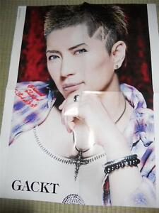 GACKT [B-PASS] Visual-Kei POSTER  JapanLimited! !