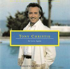 TONY CHRISTIE : IN LOVE AGAIN / CD (WHITE RECORDS/BMG 74321 15936 2)