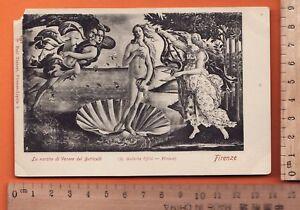 Toscana - Firenze (FI) - La Venere di Botticelli- 15212