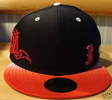 Boston Red Sox Wicked Fade Custom New Era Hat Cap 7 1/4