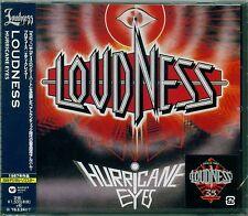 HURRICANE EYES 2015 JAPAN CD by LOUDNESS - Akira Takasaki - GIFT PERFECT QUALITY