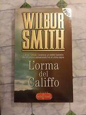 L'ORMA DEL CALIFFO - WILBUR SMITH - 1998 - EDIZIONE SUPERPOCKET -