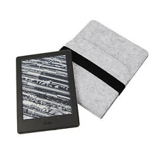 Woolen Felt Sleeve Bag Cover Carry Case Pouch For All Amazon 6'' Kindle eReader