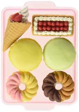 Iwako Japanese French Pastry Eraser Set