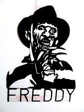 "FREDDY KRUEGER,Original Pop Art,Film Celebrities 4""X5½"" inches vinyl Sticker"