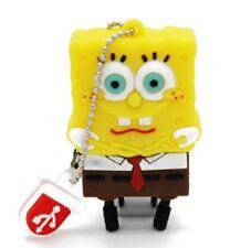 8 Go spongebob USB 2.0 Flash Pen Drive Memory Stick Sponge Bob Nouveau FlashDrive
