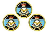 Royal Australien Air Force (Raaf) Marqueurs de Balles de Golf
